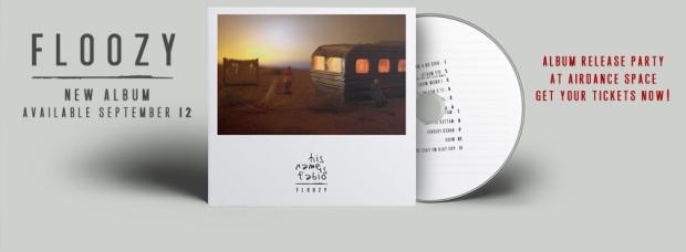 Album Release Sept 12